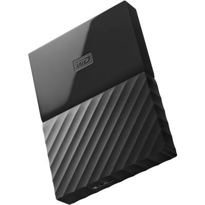 Western Digital My Passport 2.5'' 1TB Black WDBYNN0010BBK-WESN
